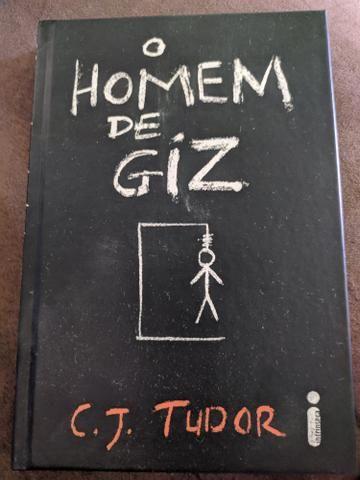 Livro O Homem de Giz - Foto 3