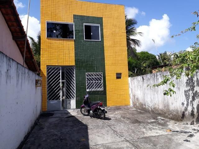 Predio com 6 kit net-Beira de praia-Troco