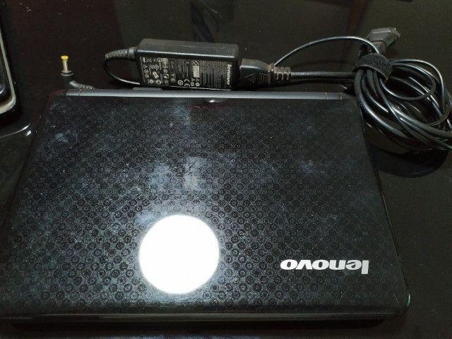Notebook/netbook - Lenovo Ideapad S10-2 - Atom - 2gb - Foto 4