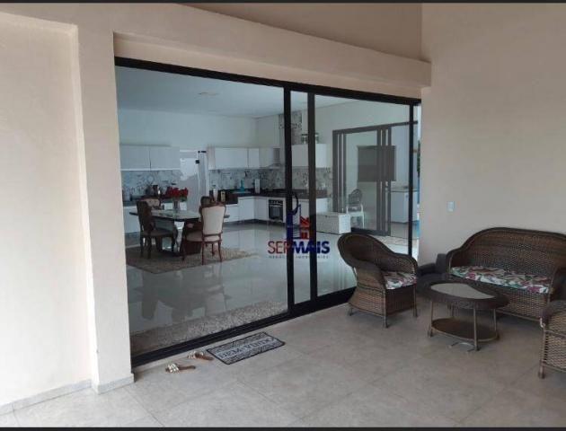 Casa de alto padrão a venda, por R$ 760.000 - Jardim dos Migrantes - Ji-Paraná/RO - Foto 11