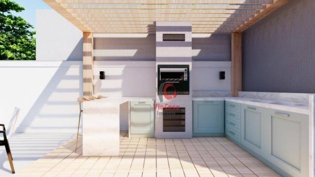 Lindas casas com 2 quartos sendo 1 auíte com terraço gourmet perto da pista !!! - Foto 3