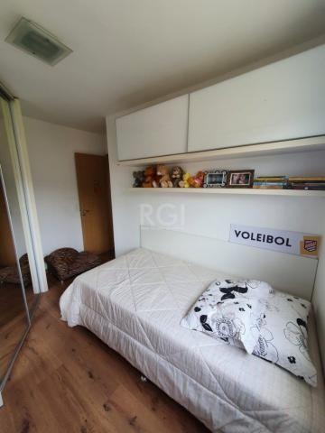 Apartamento à venda com 3 dormitórios em Jardim carvalho, Porto alegre cod:LI50879260 - Foto 11