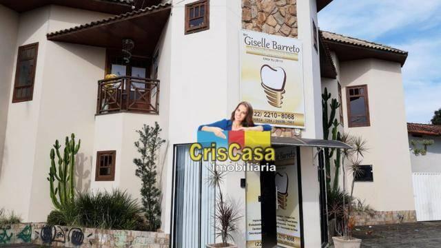 Sala para alugar, 18 m² por R$ 1.600,00/mês - Centro - Rio das Ostras/RJ - Foto 6
