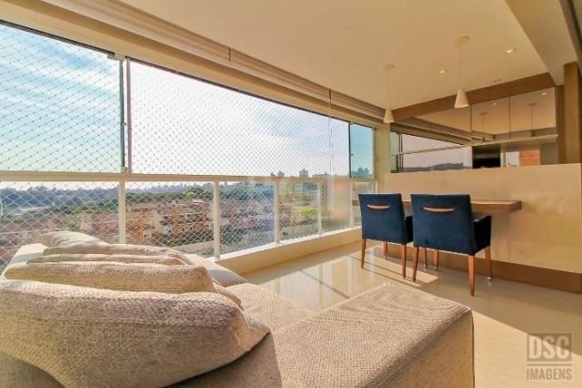 Apartamento à venda com 3 dormitórios em Jardim do salso, Porto alegre cod:EV4451 - Foto 7