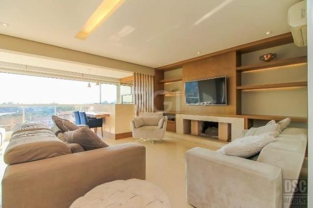 Apartamento à venda com 3 dormitórios em Jardim do salso, Porto alegre cod:EV4451 - Foto 2