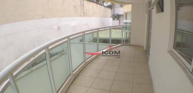 Apartamento Duplex com 4 dormitórios para alugar, 180 m² por R$ 9.700,00/mês - Botafogo -  - Foto 13