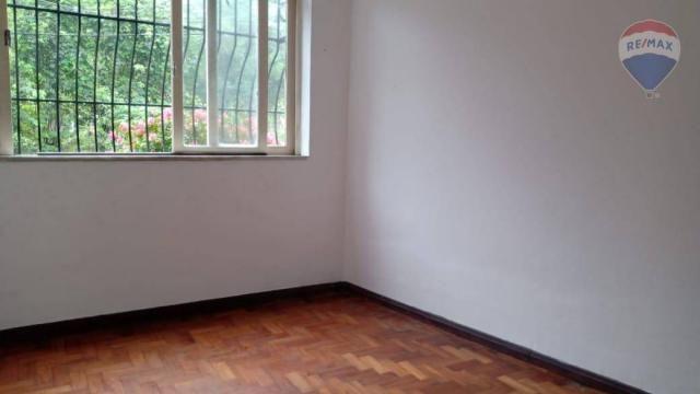 Apartamento com 2 dormitórios para alugar, 60 m² por R$ 900,00/mês - Centro - Petrópolis/R - Foto 11