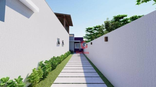 Lindas casas com 2 quartos sendo 1 auíte com terraço gourmet perto da pista !!! - Foto 5
