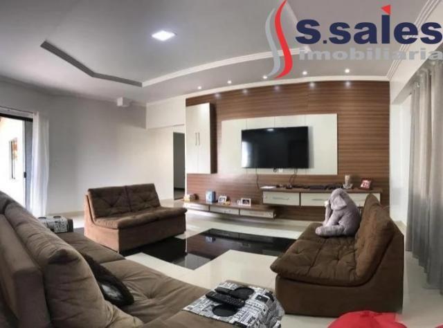 Ótima casa em Arniqueira com 4 Suítes - Lote em 1250m² - Lazer Completo - Brasília DF - Foto 19