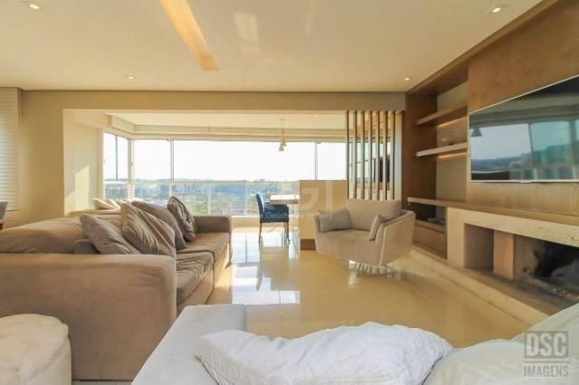 Apartamento à venda com 3 dormitórios em Jardim do salso, Porto alegre cod:EV4451 - Foto 3