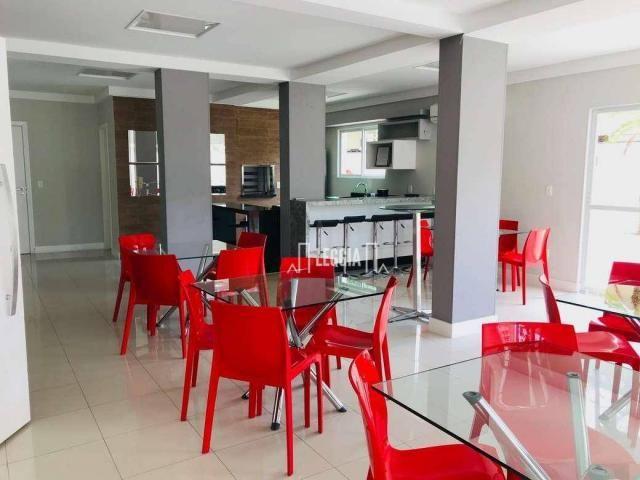 Apartamento com 3 dormitórios à venda, 98 m² por R$ 580.000,00 - América - Joinville/SC - Foto 19