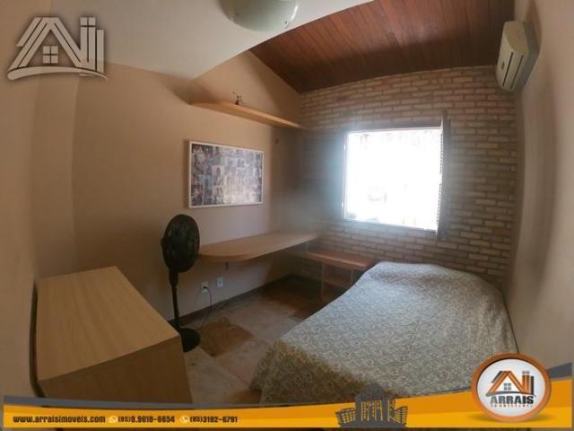Casa com 4 dormitórios para alugar, 180 m² por R$ 3.900,00/mês - Porto das Dunas - Aquiraz - Foto 10