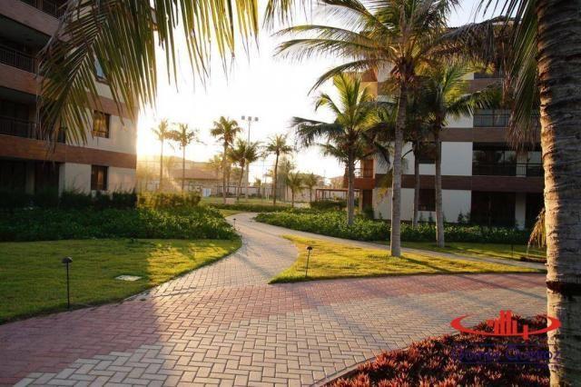 Apartamento com 3 dormitórios à venda, 118 m² - Porto das Dunas - Aquiraz/CE - Foto 16