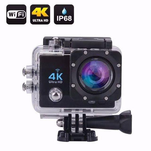Camera Action Go Cam Pro Sport Ultra 4k Full Hd Prova D`agua<br><br>
