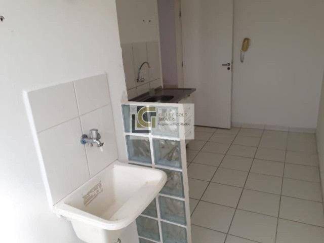 WT Apartamento com 2 dormitórios,Jardim Americano - São José dos Campos/SP - Foto 6