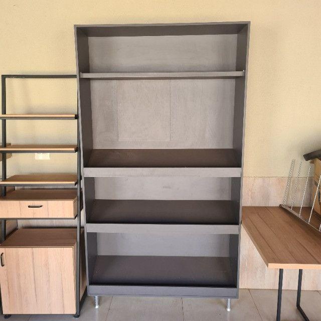 Vende se móveis para comércio - Foto 5