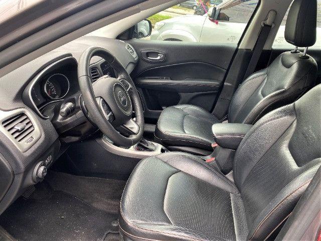 Jeep Compass Longitude 2.0 18/19 Entrada a partir de R$1000 + Parcelas a partir de 1223,00 - Foto 6