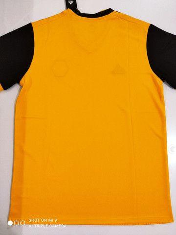Camisa Wolverhampton Home Adidas 20/21 - Tamanho: G - Foto 6
