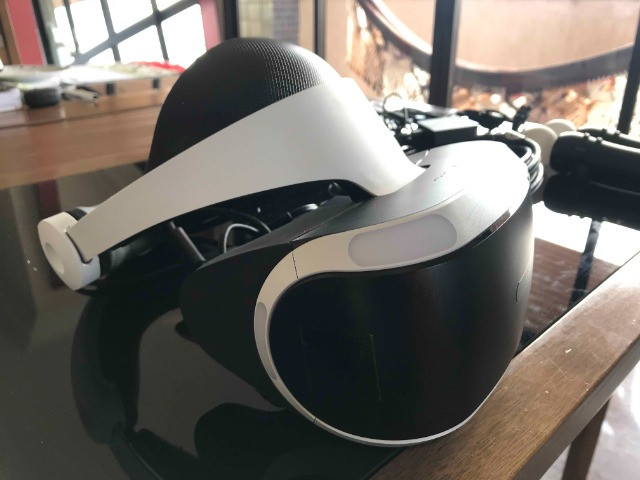 HeadSet PS4 Playstation 4 VR Virtual Reality Pack Novíssimo