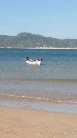 Bote Baleeira com motor de 5 Hp Mercury  - Foto 2