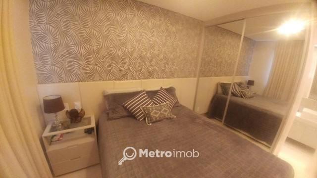 Apartamento com 3 quartos à venda, 77 m² por R$ 420.000 - Jardim Eldorado - mn - Foto 4