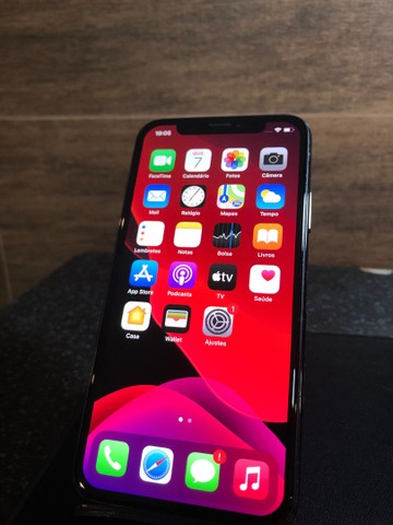 Iphone X 64GB PRETO - Novo sem caixa