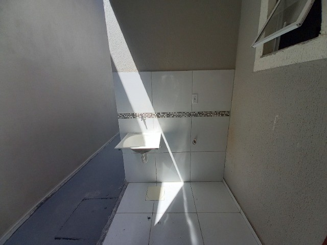 WS casa nova com 2 quartos 2 banheiros com documentação inclusa - Foto 14