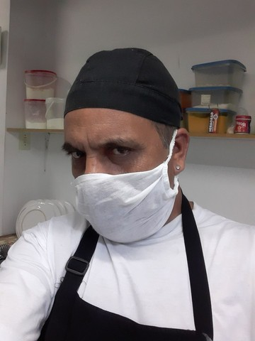 Cozinheiro  com espercia  - Foto 5