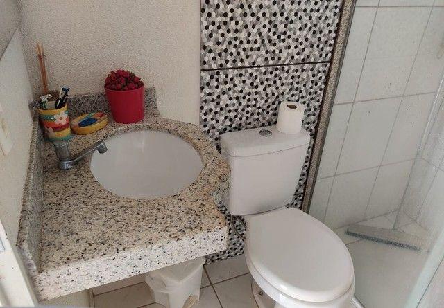 Casa 02quartos, edícula com churrasqueira, jardim Parati - Foto 6
