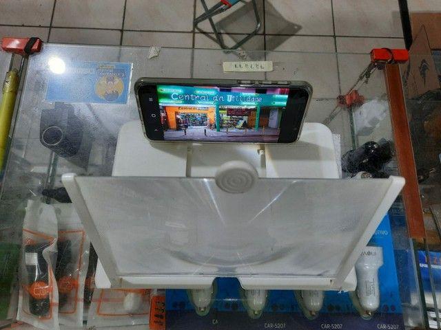 Amplificador de tela celular  - Foto 3