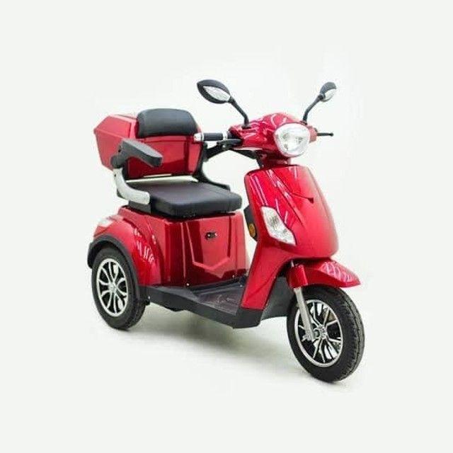 triciclo Eletrica plus  - Foto 6