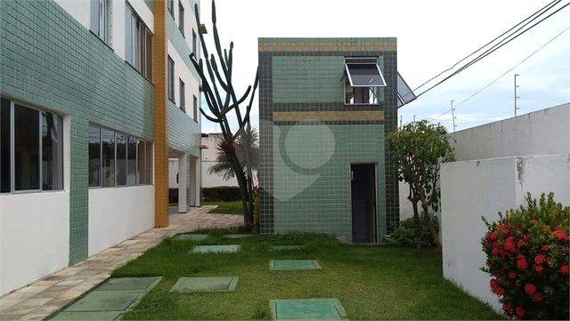 Apartamento à venda com 3 dormitórios em José de alencar, Fortaleza cod:REO391159 - Foto 3
