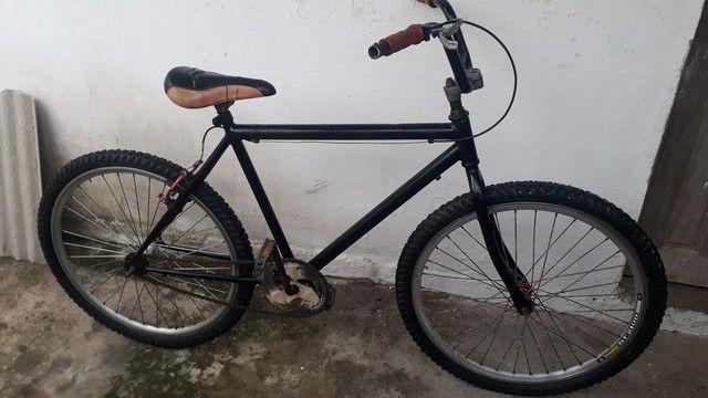 Bicicleta aro 26 filé  - Foto 2