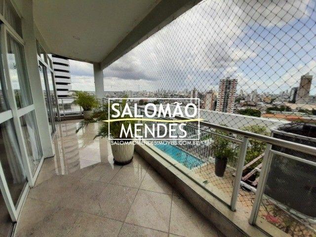 Cobertura duplex 500 m² no Umarizal, piscina 05 quartos, 5 vagas, 4 suítes - Foto 10