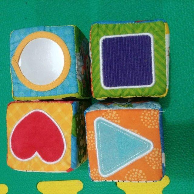 Cubos sensoriais