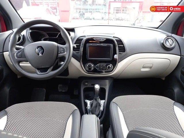 Renault Captur Intense Sce 1.6 Aut. 4p Flex 2020 (Impecável) - Foto 7