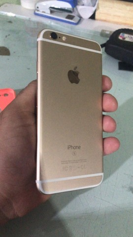 Iphone 6S Dourado 16 GB - Foto 3