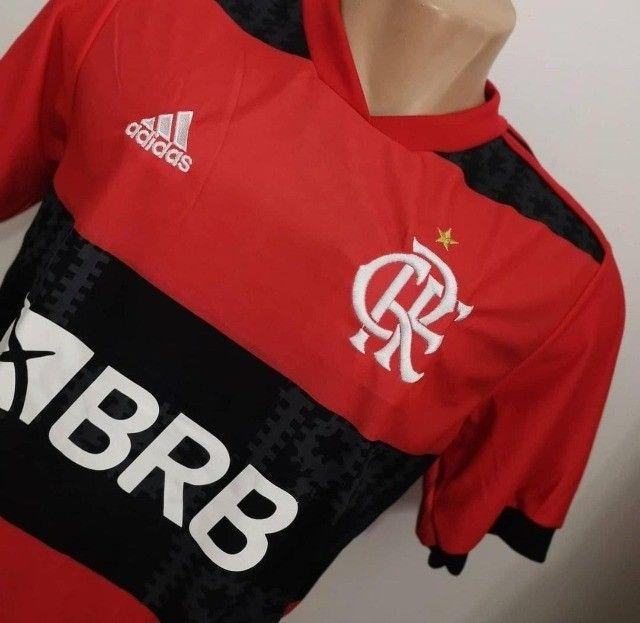 Camisas de time  1 linha nacional