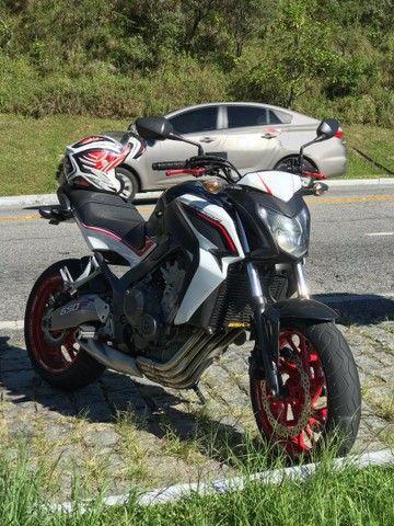 Honda CB650F  - Foto 10