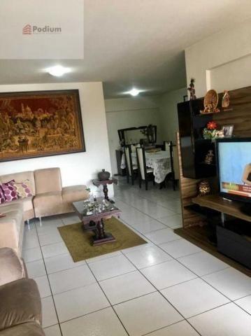 Apartamento à venda com 4 dormitórios em Tambaú, João pessoa cod:36554 - Foto 14