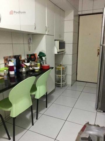 Apartamento à venda com 4 dormitórios em Tambaú, João pessoa cod:36554 - Foto 15