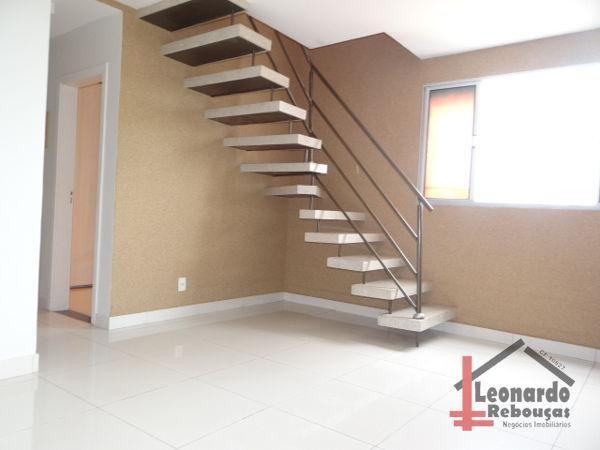 Apartamento duplex com 2 quartos no Spazio Eco Ville Araguaia - Bairro Setor Negrão de Lim - Foto 8