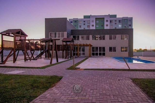 Apto Novo 2 dormitórios ( sendo 1 suite) em Torres - Foto 11