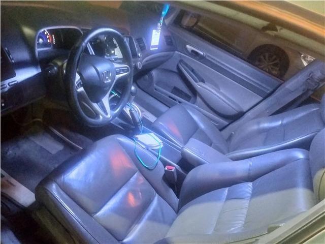 Honda Civic 1.8 lxl 16v flex 4p automático - Foto 7