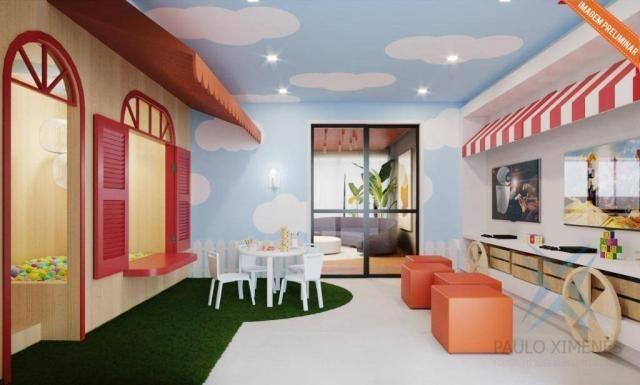 Lançamento no melhor da Aldeota, apartamentos modernos com lazer completo. - Foto 4