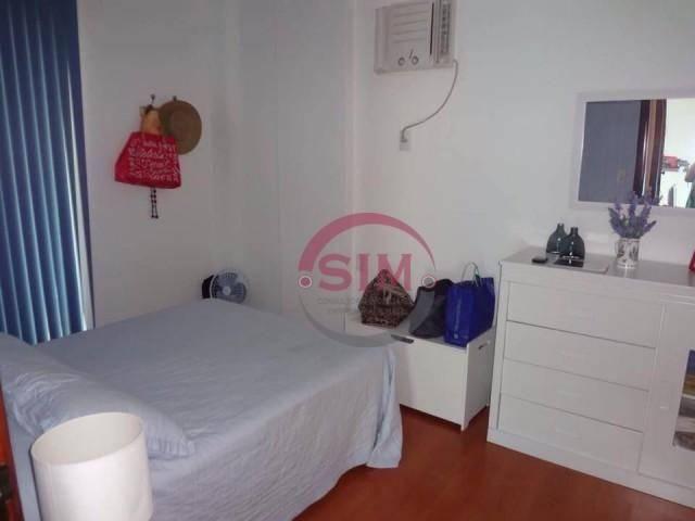 Apartamento com 3 dormitórios à venda, 250 m² por R$ 750.000 - Vila Nova - Cabo Frio/RJ - Foto 3