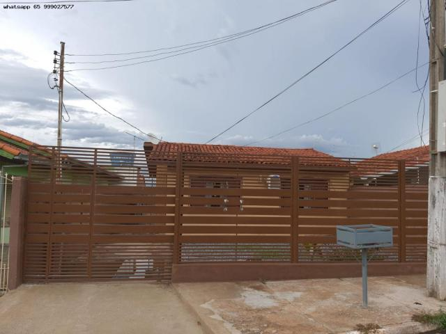 Casa para Venda em Várzea Grande, Jardim dos Estados, 2 dormitórios, 2 banheiros, 2 vagas - Foto 2