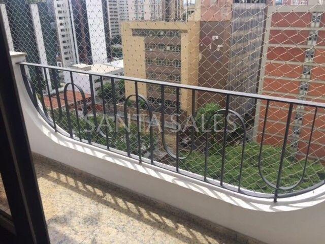 Apartamento para alugar com 4 dormitórios em Campo belo, São paulo cod:SS36181 - Foto 17