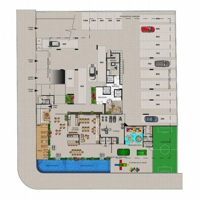 Apartamento para venda tem 200 metros quadrados com 4 quartos em Ponta Verde - Maceió - AL - Foto 5