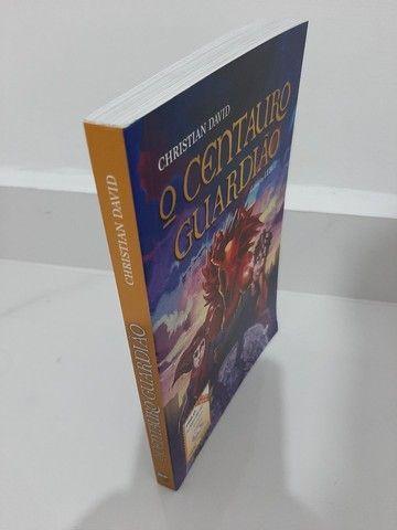 Livro O Centauro Guardião  - Foto 3